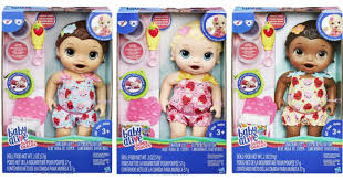 Toysrus Red One Day Only by Toysrus One Day Sale Baby Alive Super Snacks Doll Only 14 99