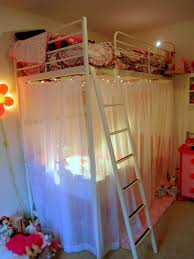 Svarta Loft Bed by The Good Housewife Project Abby U0027s Room Makeover