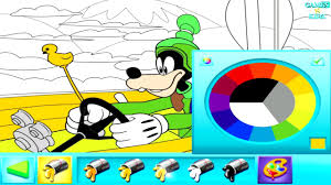 Mickey Vesves The Roadster Racers Childrens Coloring Book Game Disney Junior App For Kids