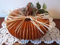 Make Dryer Vent Pumpkins by Diy Pumpkins Using Dryer Vent Hose I Got All The Stuff Last Year