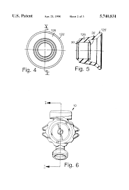 Frost Proof Faucet Stem by Patent Us5740831 Frostproof Hydrant Seal Google Patents