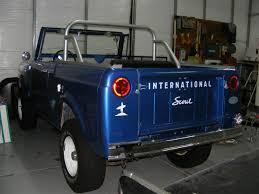 100 International Scout Truck 1963 For Sale ClassicCarscom CC1086951