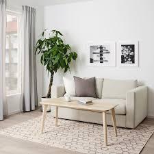rindsholm teppich flach gewebt beige 160x230 cm ikea schweiz