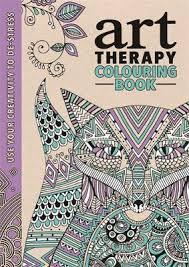 Art Therapy Use Your Creativity To De Stress Hardback