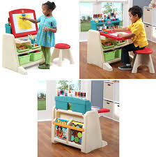 Step2 Art Easel Desk by Childrens Wooden Drawing Table Childrens Drawing Table Uk Kids Art