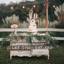 The Dos And Donts Of Dessert Tables At Outdoor Summer Weddings