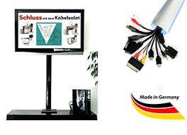 kabelkanal kabelschacht für büro und wohnzimmer