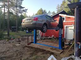 100 Car Elevator Garage Omavalmiste PL 402E Garage Equipment Car Elevators Nettikone