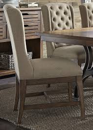 Upholstered Dining Chairs Set Of 6 by Upholstered Chair By Liberty Furniture Wolf And Gardiner Wolf