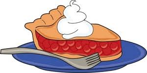 Pies clipart sliced 2