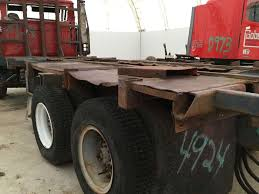 1979 Volvo Autocar Flatbed Truck Body For Sale | Jackson, MN ...