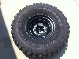 Land Rover 33x12.50x15 Mud Tires And Wheels $950.00 | Expedition Portal