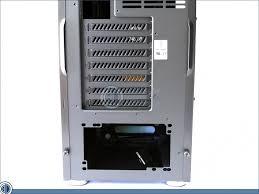 Lian Li Computer Desk by Lian Li Pc J60wrx Review Up Close Exterior Cases U0026 Cooling
