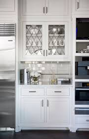 kitchen cabinets with glass doors white color cabinet door best 25