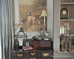 French Country Dining Room Ideas by Serendipity Refined Blog French Country Inspired Christmas Dining