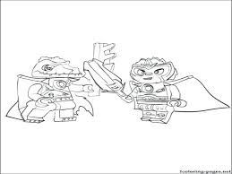 Coloring Pages Download Fire Lego Chima Vs Ice Pdf Large Size