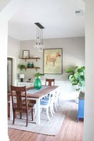 Modern Farmhouse Dining Room Makeover Reveal 3