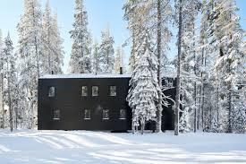 100 Ulnes Troll Hus In Sugar Bowl Mork Architects Archello