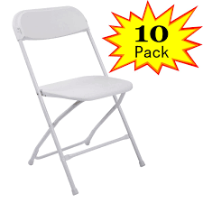 Amazon.com: 10 Plastic Folding Chairs Wedding Banquet Seat ... White Chair Juves Party Events Wooden Folding Chairs Event Fniture And Celebration Stock Amazoncom 5 Commercial White Plastic Folding Chairs Details About 5pack Wedding Event Quality Stackable Chair Can Look Elegant For My Boda Hercules Series 880 Lb Capacity Heavy Duty With Builtin Gaing Bracke Mayline 2200fc Pack Of 8 Banquet Seat Premium Foldaway Utility Sliverylake Foldable Steel Rows Image Photo Free Trial Bigstock