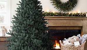 Balsam Hill Premium Artificial Christmas Trees by Tree Classics Classic Fraser Fir Artificial Christmas Tree 6 5