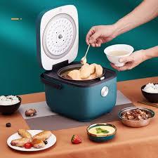 220v elektrische reiskocher druck kochtopf intelligente brei suppe eintopf essen dfer kuchen backen maschine chinesischen lebensmittel kochen