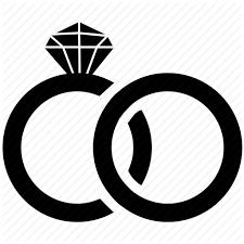 Engagement Ring Vector Diamond Engagement Ring Wedding Ring