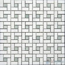 polished pinwheel marble mosaic tiles vs ppw97 voglus mosaic