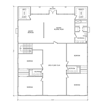Pole Barn Home Floor Plans With Basement by Barndominium Floor Plans Pole Barn House Plans And Metal 53