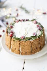 spekulatius torte weihnachtstorte leicht selbermachen