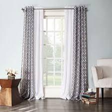 Kohls Double Curtain Rods by Fresh Idea Kohls Bedroom Curtains Bedroom Ideas