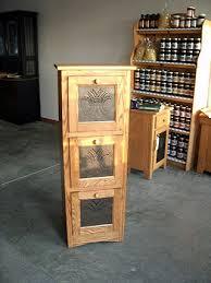 Pie Safe Cabinet – Amish Custom Furniture