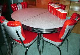 Retro Formica Kitchen Table For Colorful