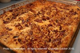 Pecan Pumpkin Bars Paula Deen by Pumpkin Crunch Cake It U0027s A Keeper