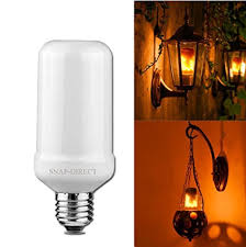 led flickering bulb creative lights with flickering