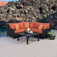 Outdoor Sectional Sofa Cover by Sectional Outdoor Corner Sofa Weather Cover Outdoor Deck Garden