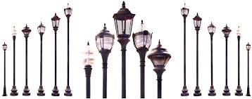 Courtyard Outdoor Light Post Base Sold Separately Gotitwholesale