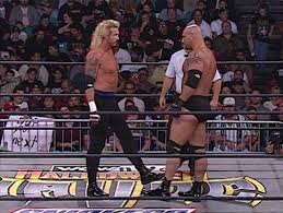 Wcw Halloween Havoc by Goldberg Vs Ddp Wcw World Heavyweight Championship Halloween
