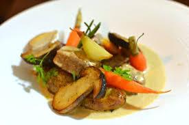recette cuisine gastro blanquette de veau aux cèpes la version gastronomique de la