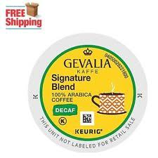 Decaf Pumpkin Spice Latte K Cups by Gevalia Coffee Pods And K Cups Ebay