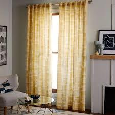 Nate Berkus Herringbone Curtains by Curtain Call 10 Drapery Panel Pairs Under 100 Apartment Therapy