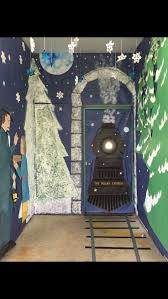 Christmas Door Decorating Contest Ideas Pictures by Best 25 The Polar Express Ideas On Pinterest The Polar Express