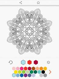 Colorfy Is The Free Addicting Coloring Book For Adults On Android Start Books Now Kids And Girls Can Also Enjoy Pictures Of Mandala Florals