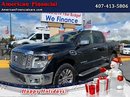 Used Cars For Sale Orlando FL 32839 American Financial New Used Buick Gmc Cars Orange Orlando Car Dealer Fl Preowned Vehicles Near Kissimmee Freightliner Ford Mp Auto Trading Corp For Sale Nissan Frontiers For In Autocom 1999 F150 50365p John Rogers 1500 Dodge Chrysler Jeep Ram Toyota Tacoma Trucks 32803 Autotrader Diamond Ii Sales Van Box In Refrigerated Florida