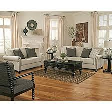 Ashley Furniture Light Blue Sofa by Amazon Com Ashley Furniture Signature Design Kieran Sofa