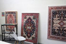 Painting Carpets by Elaborate Hand Painted Persian Carpets By Jason Seife Colossal