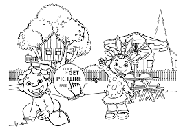 Sid Looking For Eggs Coloring Pages Kids Printable Free
