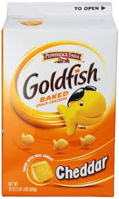 Get Quotations Pepperidge Farm Goldfish Snack Crackers Cheddar 30 Oz Package