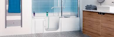 duschbadewanne barrierefreies günstiges raumspar wunder