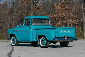1957 Chevrolet 3100 | Fast Lane Classic Cars 1955 Chevy Truck For Sale Youtube 57 Pickup Truck 1 Ton Extended Cab Dually With 454 Sitting 1957 Chevrolet Pick Up Bangshiftcom Stock Photos Images Alamy 9 Sixfigure Trucks The Trade 3100 Swapping Stre Hemmings Stance Works Adams Rotors Pickup Chevrolet 3100sidestep Rat Rod Hot No Reserve Awesome Engine Install Used Step Side At Webe Autos Serving