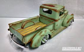 100 41 Chevy Truck Revell 19 Pickup ScaledWorld